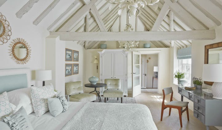 A 'Top notch room' at Dormy House Hotel