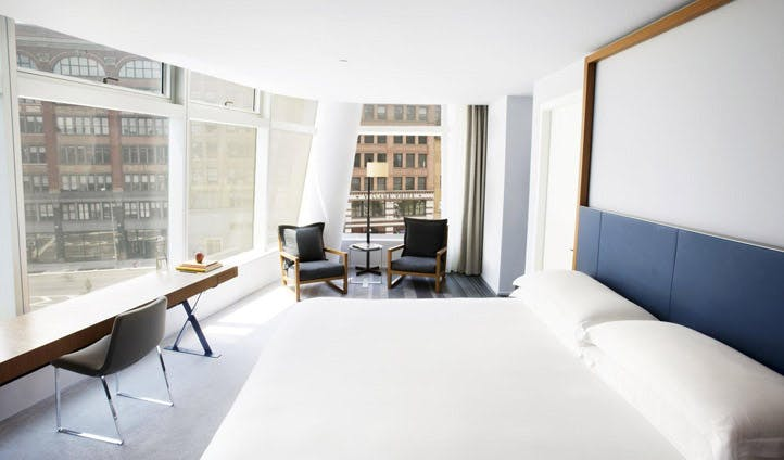 Downtown Studio at the Standard East Village