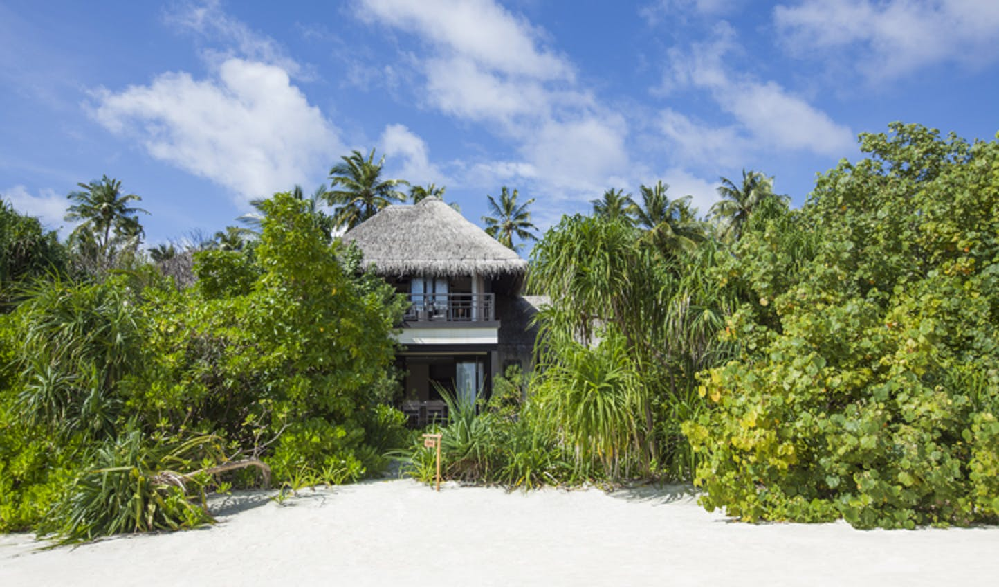 Your room at Outrigger Maldives