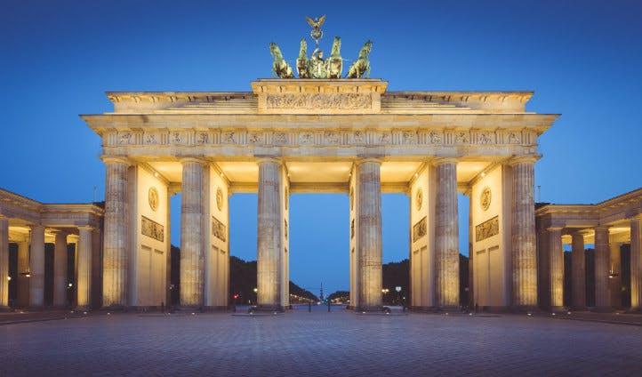 German trip