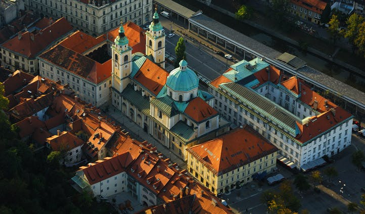 Historic sights in Slovenia