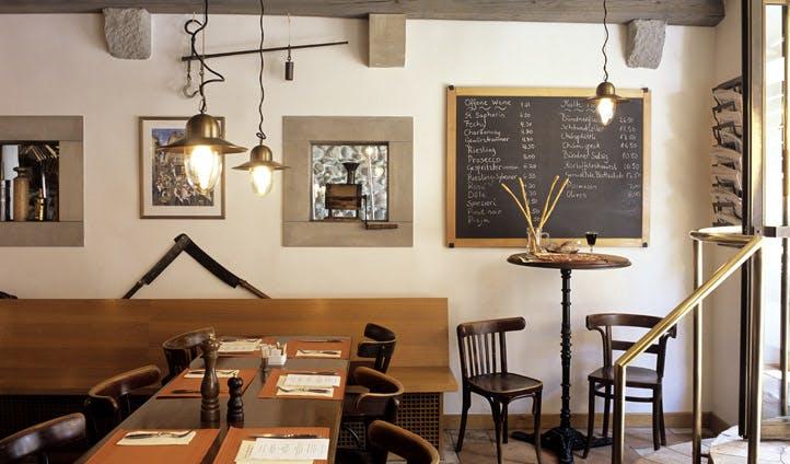 Widder Hotel cafe, Zurich | Black Tomato