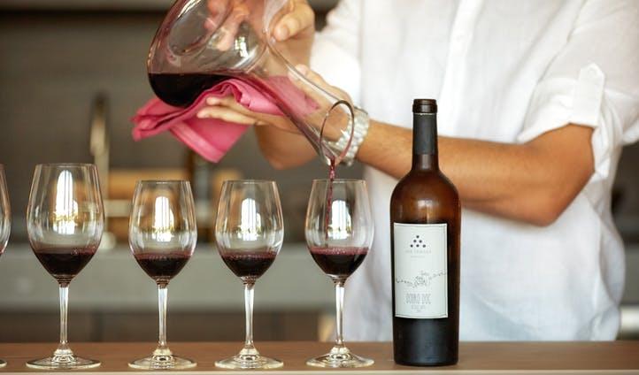 Portugal wine tasting