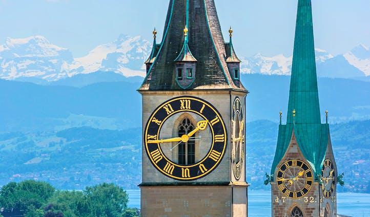 Luxury Holidays in Zurich, Switzerland