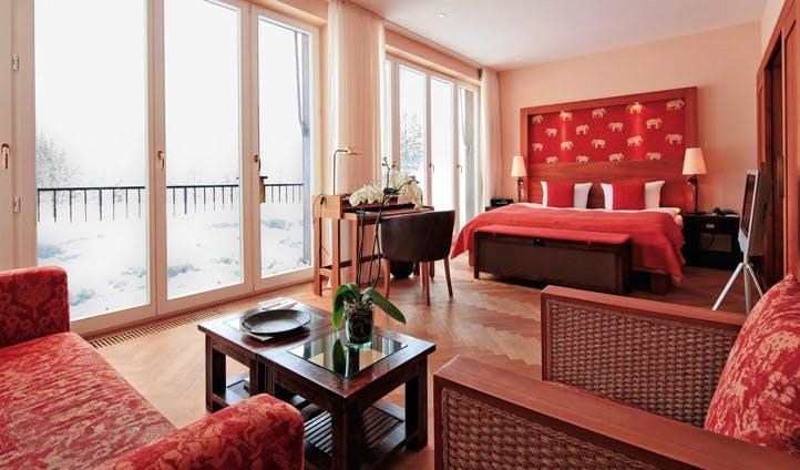 Schloss Elmau spa hotel in Germany