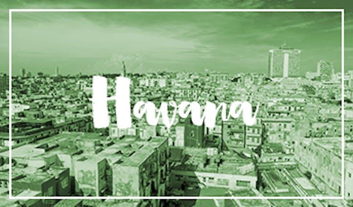 Havana text