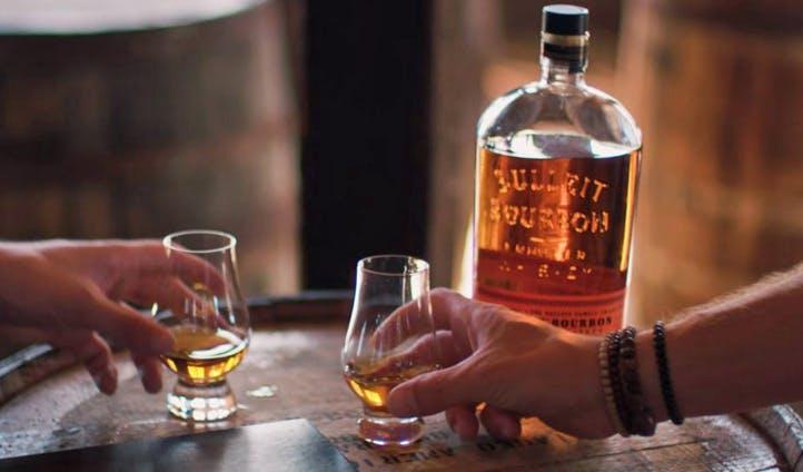 Bulleit Frontier Whiskey, Kentucky, USA