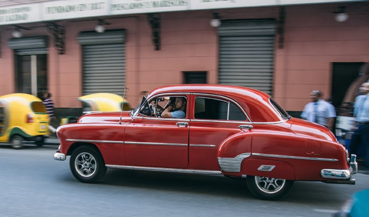 Cuba cruising, Havana