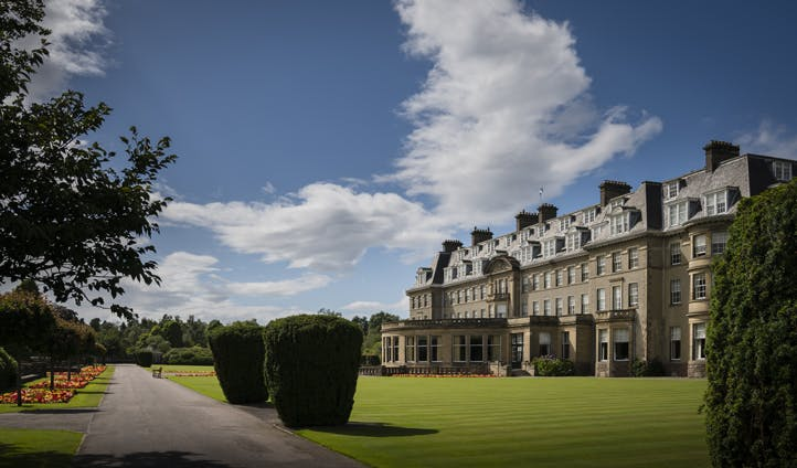 Luxury Vacation in the UK