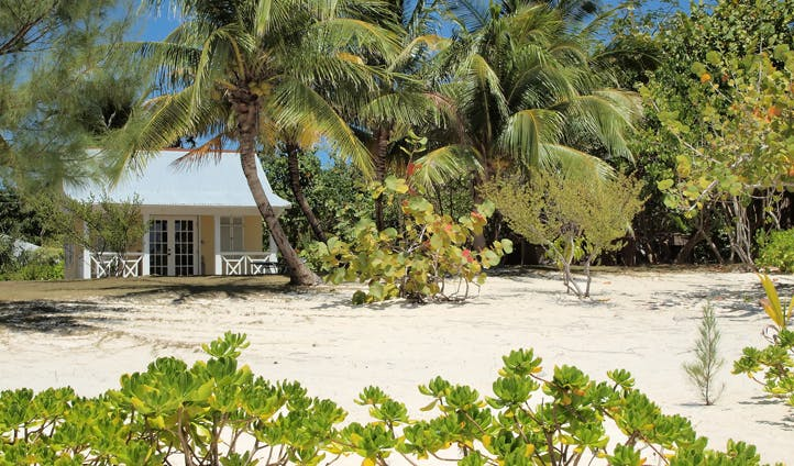 Castaway to Grand Cayman