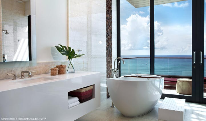 Kimpton Seafire Presidential Suite, Cayman Islands