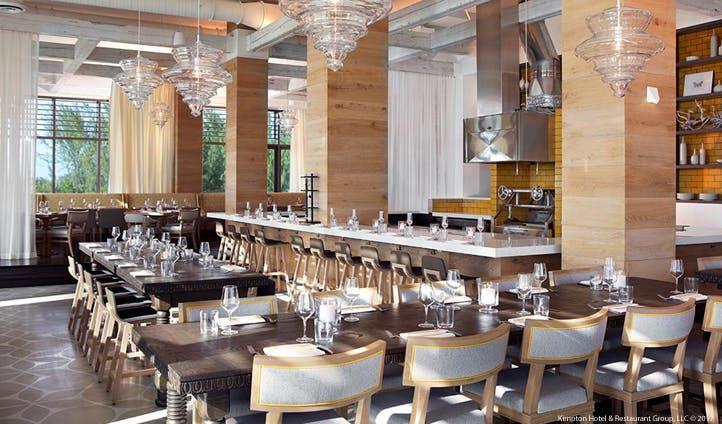 Ave restaurant Kimpton Seafire Resort & Spa, Grand Cayman, Cayman Islands