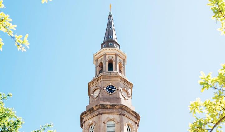 Charleston St Philips Church