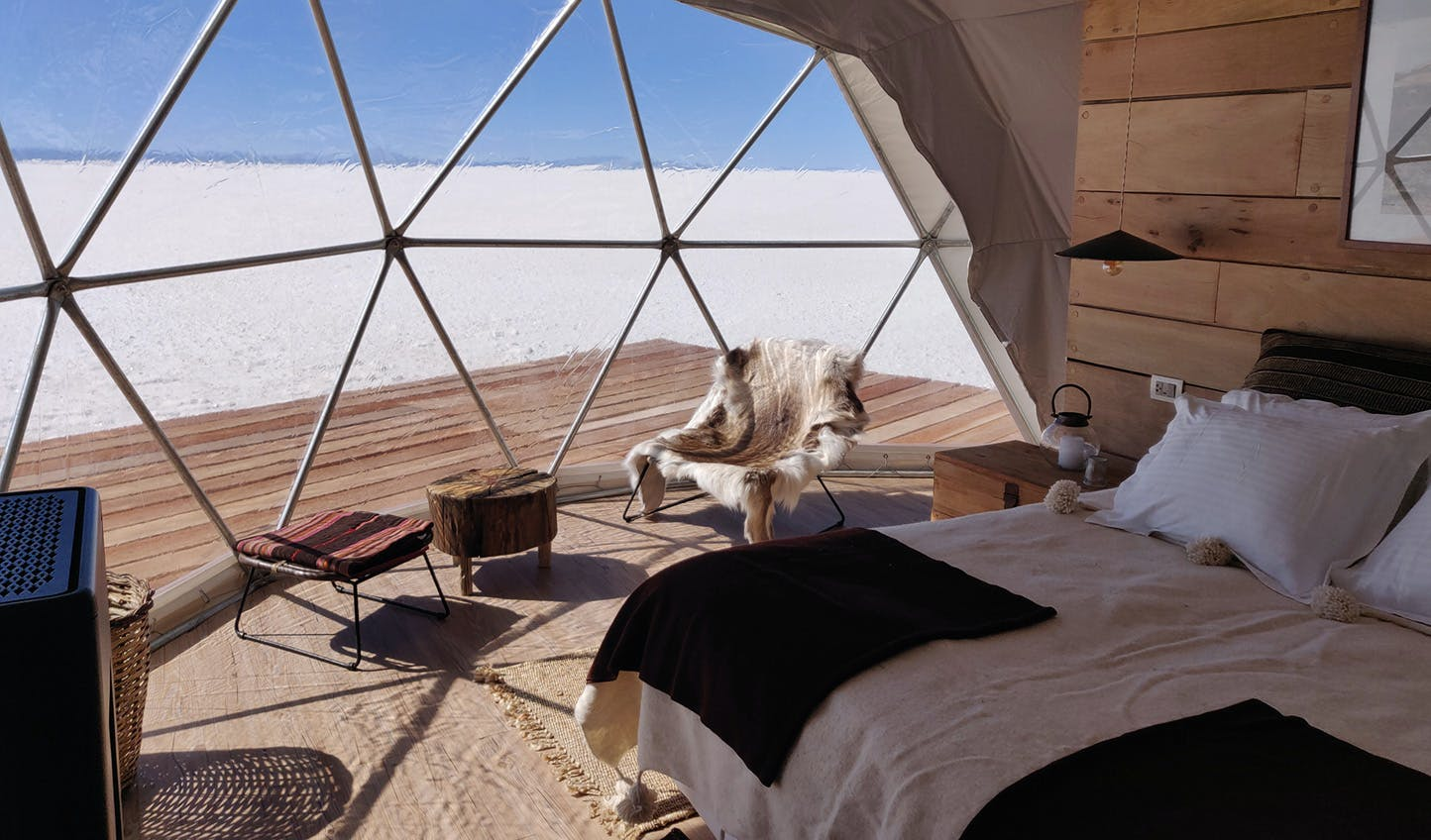 Luxury holidays in Bolivia