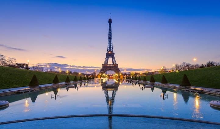 London and Paris