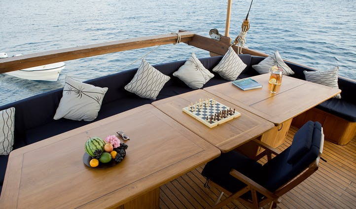 Mantra luxury yacht