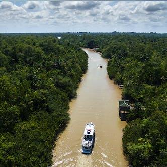 Amazon River Brazil
