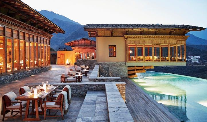 Six Senses Bhutan Punakha   Luxury Hotels & Lodges in Bhutan