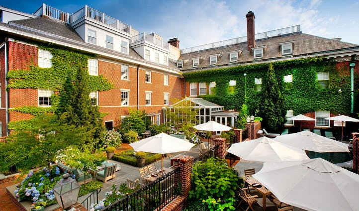 The Vanderbilt, Newport RI | Luxury Hotels in the USA
