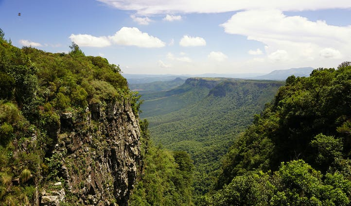 South Africa Mountains