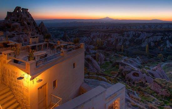 Luxury Hotel in Cappadocia