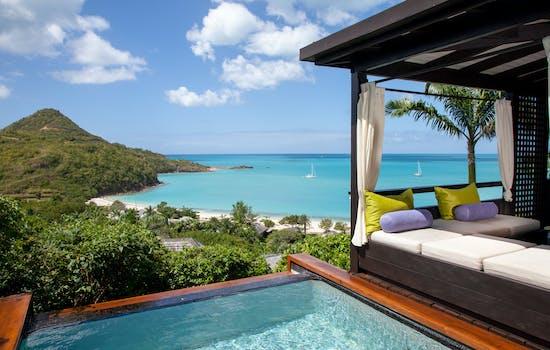 Luxury Honeymoon in Antigua