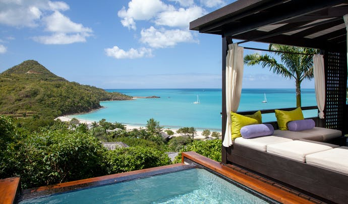 Luxury Honeymoon in Antigua