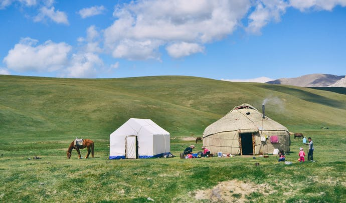 Private Tours in Mongolia