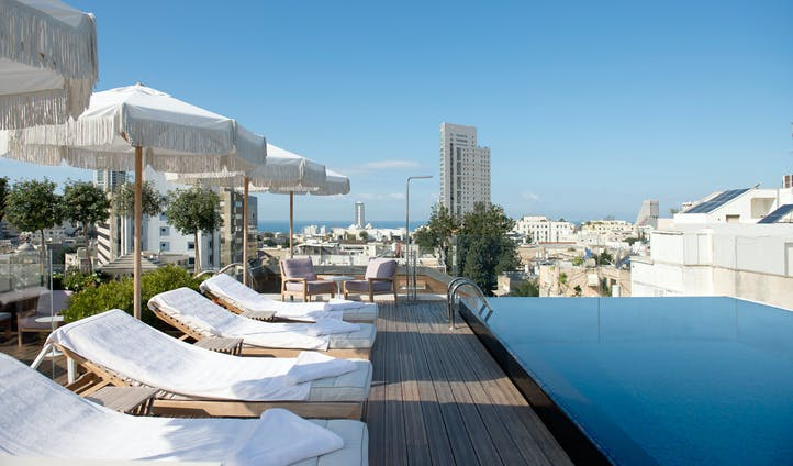 The Norman Tel Aviv | Luxury Hotels in Israel