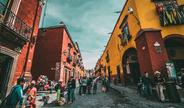 Mexico City streets