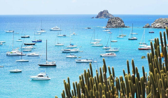 Explore the shores of St Barths