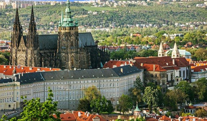 Visit Czech Republic's castle