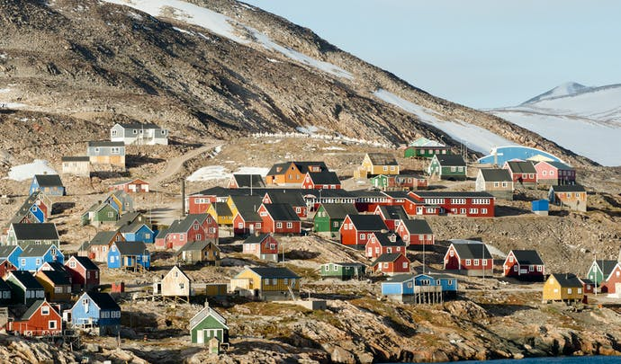 Luxury tours in Greenland