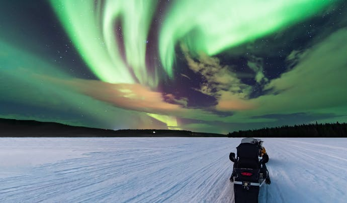 Luxury tours in Finnish Lapland