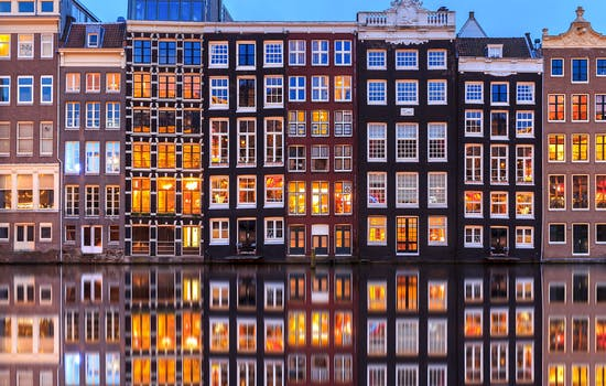 Private tours around Amsterdam city