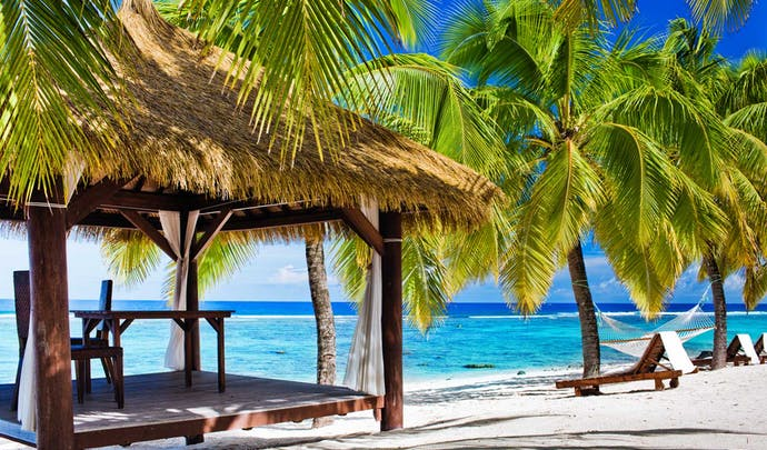 Best hotels on the Cook Islands
