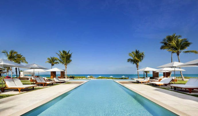 Best luxury hotels in Turks and Caicos