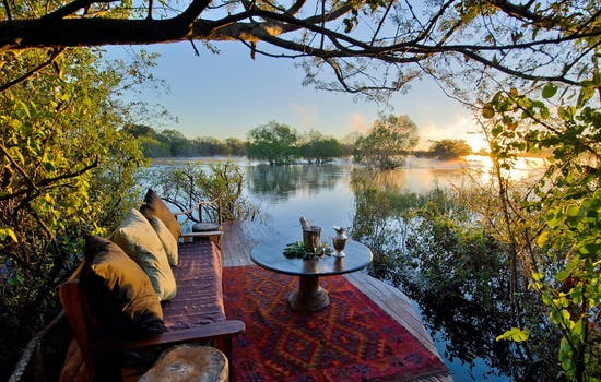 Luxury hotels in Zambia