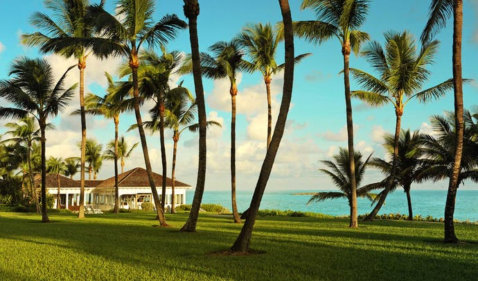 Luxury hotels in the Bahamas