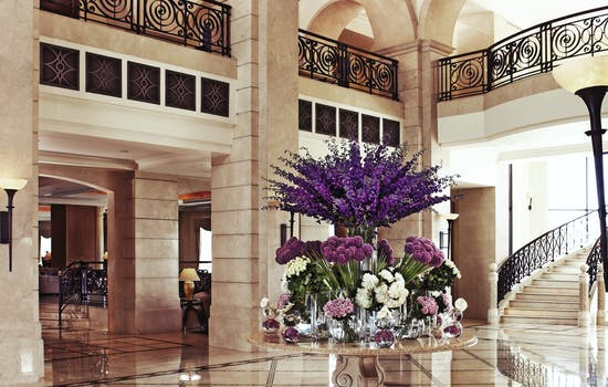The best hotels in Jordan