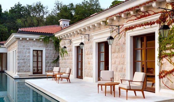 Montenegro's best hotels