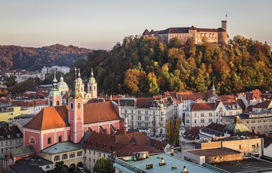 Slovenia's best hotels