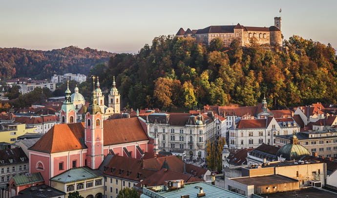 Slovenia's best hotels