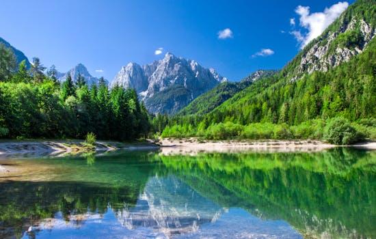 Honeymoons in Slovenia