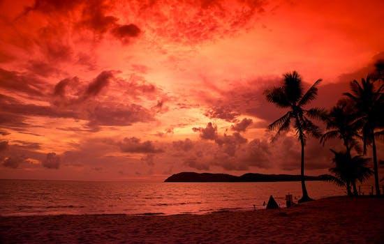 Caribbean honeymoons in St Lucia
