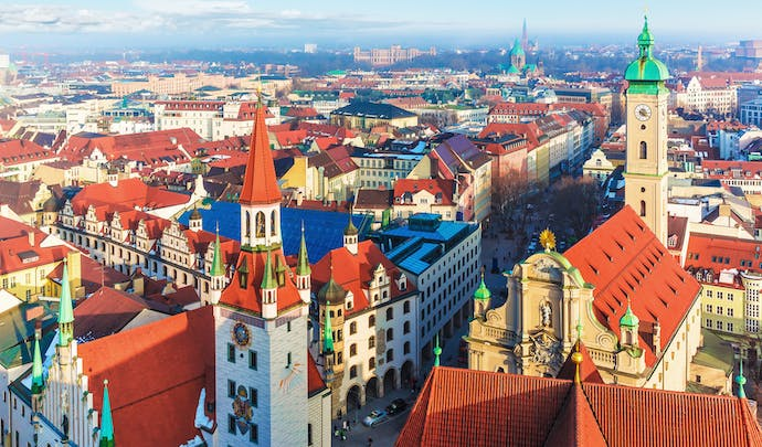 Luxury Holiday in Munich