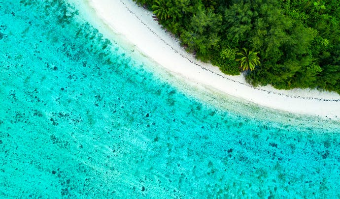 Explore the Cook Islands
