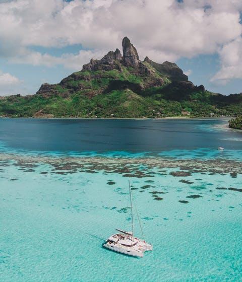 Honeymoons in Bora Bora