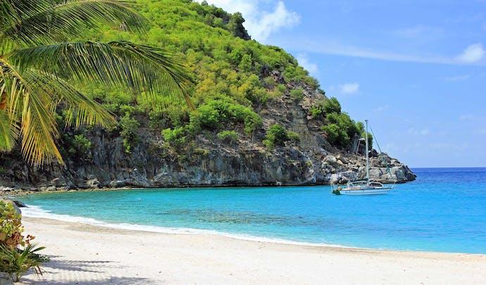Luxury hotels on the beach