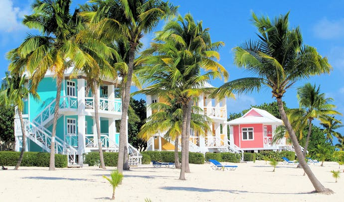 Luxury holidays in the Cayman Islands